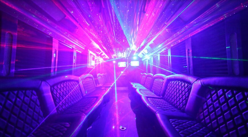 How to make the most out of a party bus?